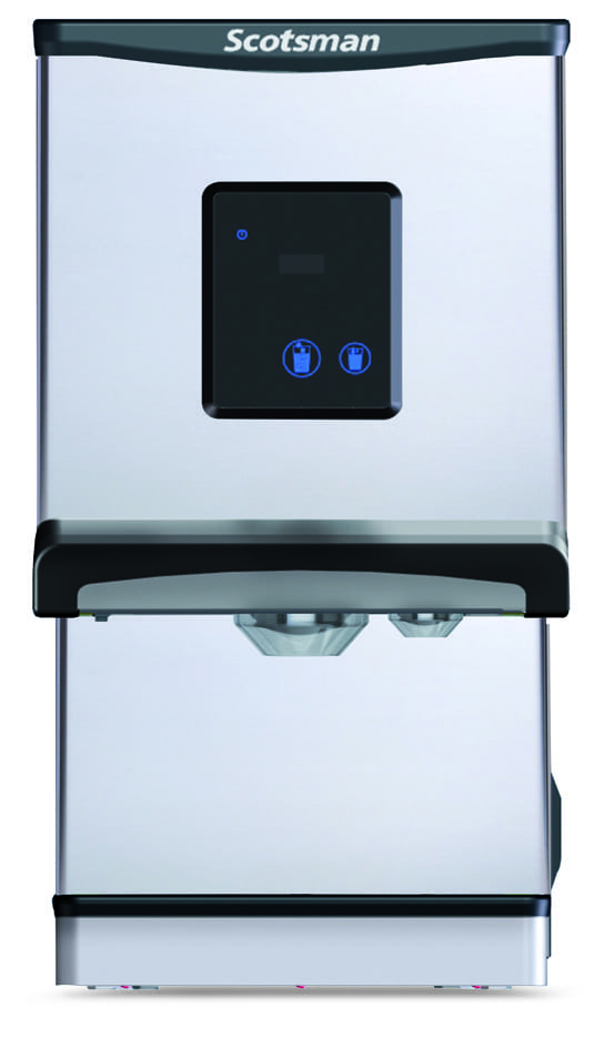 Ice and Water Dispenser, Air-Cooled Image