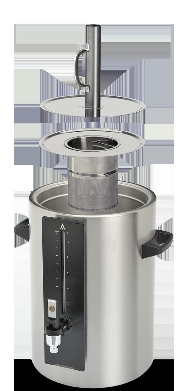 Tea filler with disk for Combi Line 5L Image