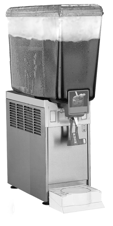 Cold Beverage Dispenser 20L Image