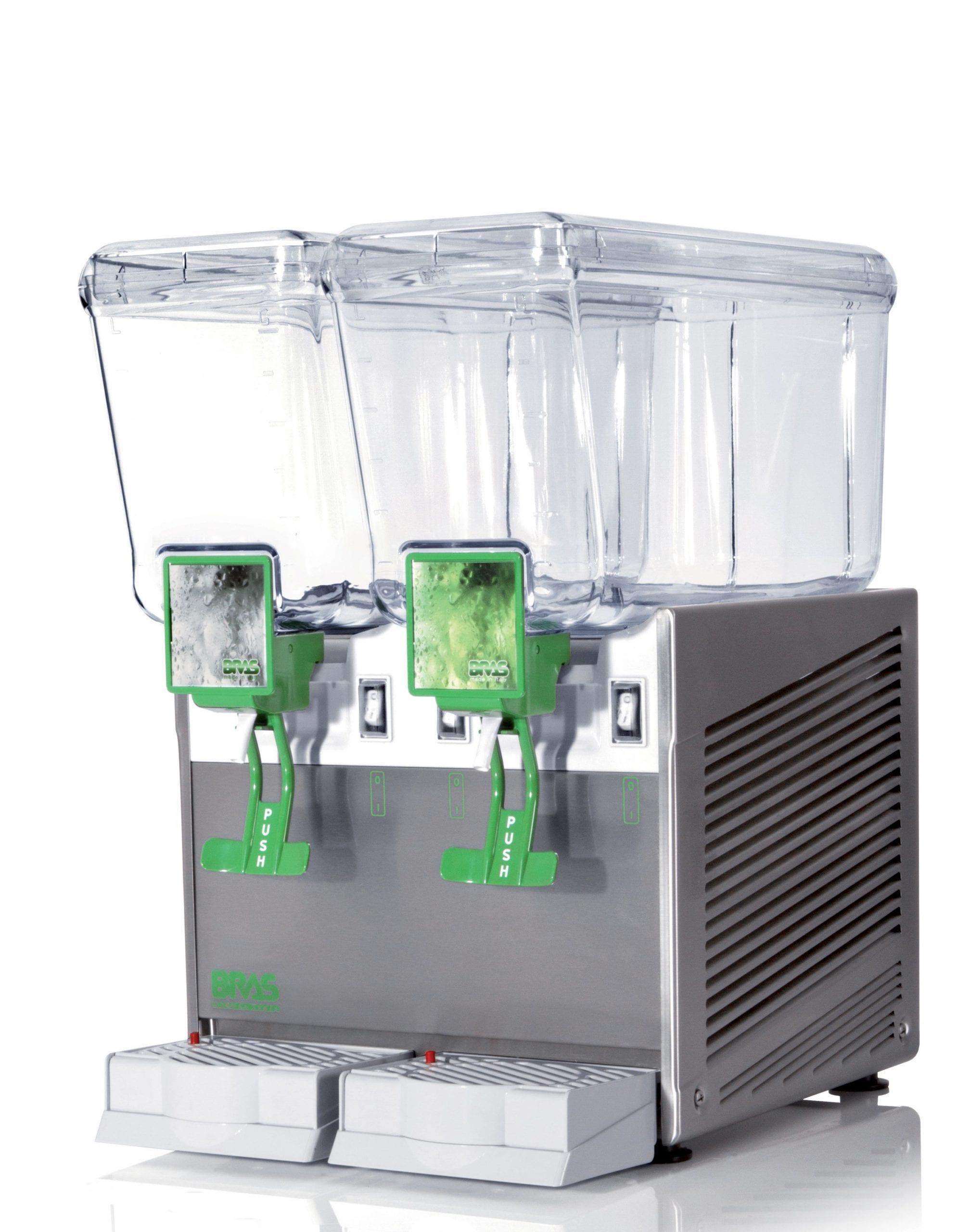 Cold Beverage Dispenser 2x12L Image