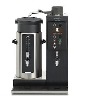 Coffee Brewer 1x5L with Hot Water Tap Image