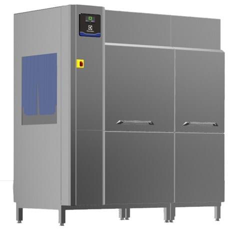 Dual Rinse Rack Type Dishwasher 200r/h, R-L Image