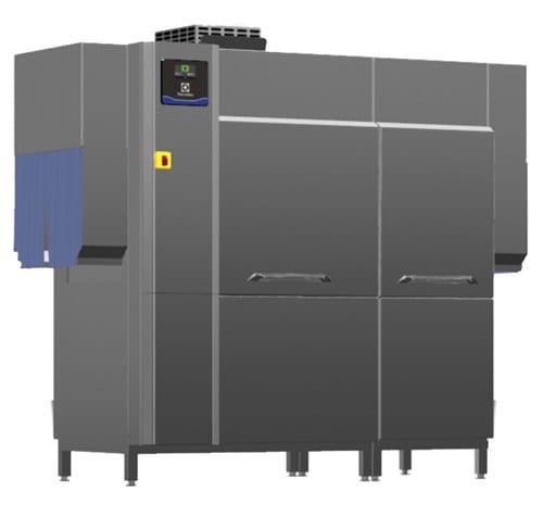 Dual Rinse Rack Type Dishwasher 200r/h ESD, R-L Image