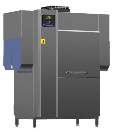 Dual Rinse Rack Type Dishwasher 150r/h, ESD, R-L Image
