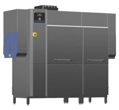 Dual Rinse Rack Type Dishwasher 200r/h, ESD, R-L Image