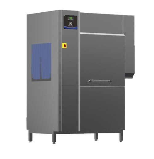 Dual Rinse Rack Type Dishwasher 150r/h R-L Image