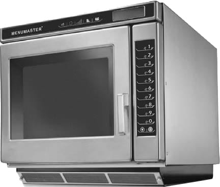 Microwave Oven 1700W, S/S Image