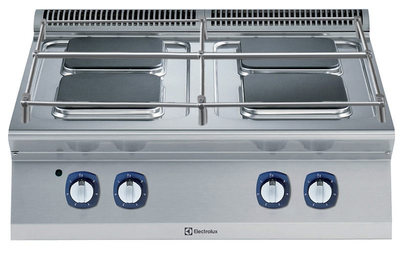 Cooking Top, 4 Hot Plates Image