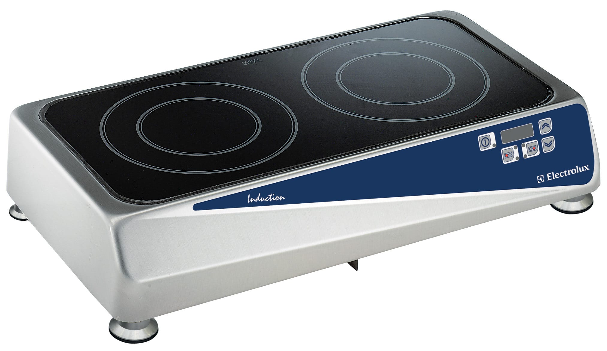 Cooking Top, Induction Double Plate Image
