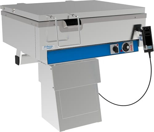 Bratt Pan (Frying Table), Height Adjustable, Electrical tilting Image
