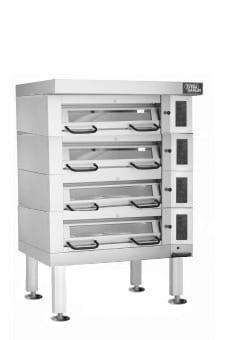 Baking Oven, 4-Deck Image