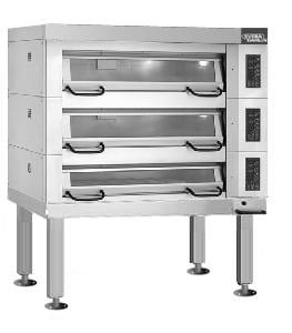 Baking Oven, 3-Deck Image