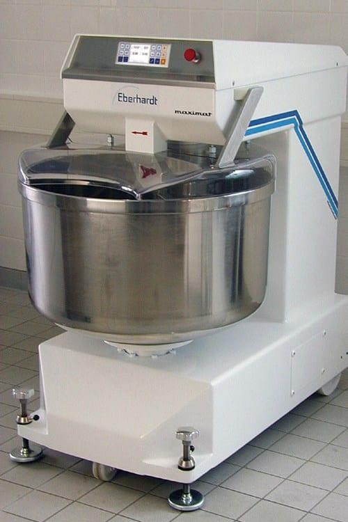 Spiral Dough Mixer, 123L, 80 kg Image
